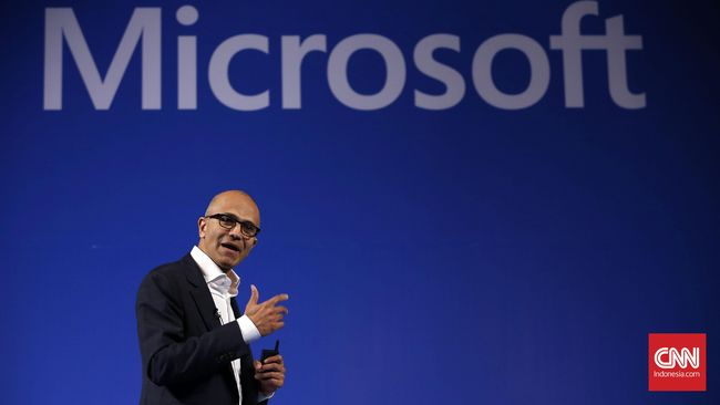 Jokowi Mudahkan Microsoft, Pengusaha Lokal Teriak Kapitalis