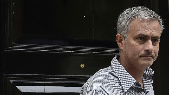 Masih Tanpa Klub, Mourinho Jadi Komentator Liga Champions