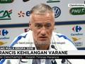 Raphael Varane Kemungkinan Absen Di Piala Eropa 2016