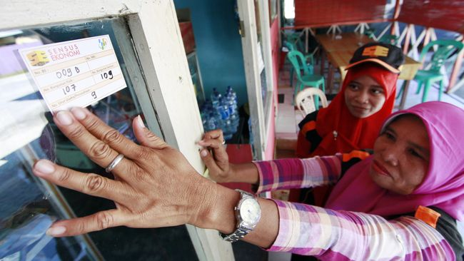 Sensus Penduduk 2020, BPS Buka Lowongan 800 Ribu Petugas