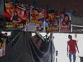 India Tahan 20 Warga yang Duduk saat Lagu Kebangsaan Diputar