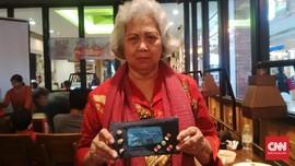 Keluarga Korban Tragedi 98 Tagih Janji Jokowi Lewat Kerajinan