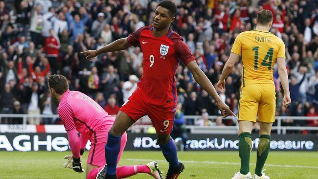Menjadi Seperti Marcus Rashford di FIFA 17