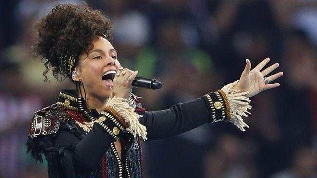 Setelah 3 Tahun, Alicia Keys Rilis 'Raise a Man'