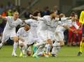 Dani Carvajal Bawa Real Madrid Menangkan Piala Super Eropa