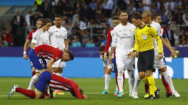 Liga Champions Akhirnya Terhindar dari Final Derby Madrid