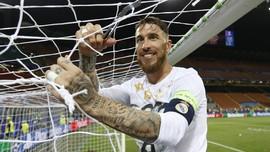 Kedatangan Kembali Zidane di Madrid Diklaim Lobi dari Ramos