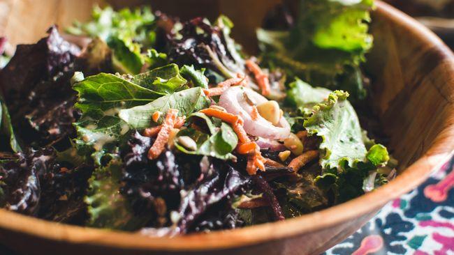 Sarapan Sehat dan Enak dengan Salad