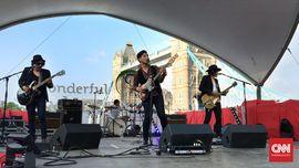 Musik Kota Kembang Bergaung Hingga Tower Bridge