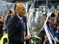 Zinedine Zidane Dipuji Mantan Rekan