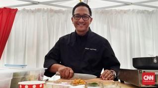 Chef Degan: Pak Bondan Perangkul Kekayaan Kuliner Indonesia