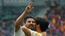 Spanyol Bungkam Bosnia 3-1