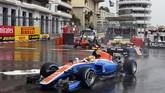 Prestasi terbaik Rio Haryanto terjadi di GP Monako, 29 Mei lalu. Ketika itu Rio finis di posisi ke-15, yang juga merupakan posisi buncit. (Dok. Manor Grand Prix Racing Ltd)