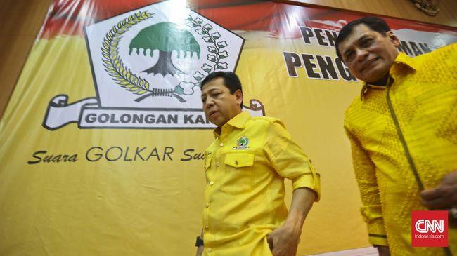 Gelar Rapimnas, Golkar Panaskan Mesin Partai untuk 2019