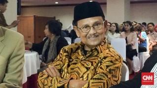 Doa Olahraga Indonesia untuk BJ Habibie