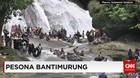 Bantimurung, Wisata Air Terjun dengan Pesona Kupu-Kupu