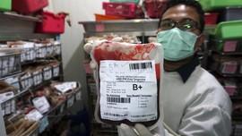 PMI Pastikan Stok Darah Jelang Lebaran Aman Meski Tak Banyak