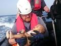 Foto Bayi Tewas Gambarkan Perjuangan Imigran di Mediterania
