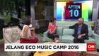 Eco Music Camp 2016 Dihadiri Musisi Dunia