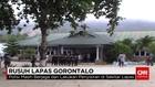 Polisi Mengamankan Napi Pemicu Kerusuhan di Lapas Gorontalo