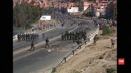 Penutupan Pabrik Tekstil Picu Kerusuhan di Bolivia
