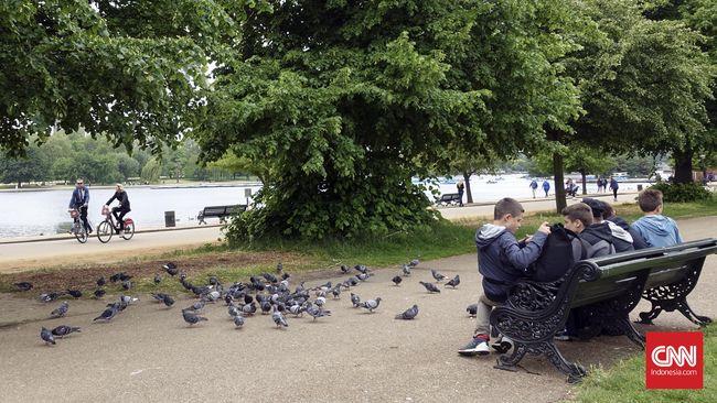 Di Balik Ambisi London jadi Kota Taman Pertama di Dunia