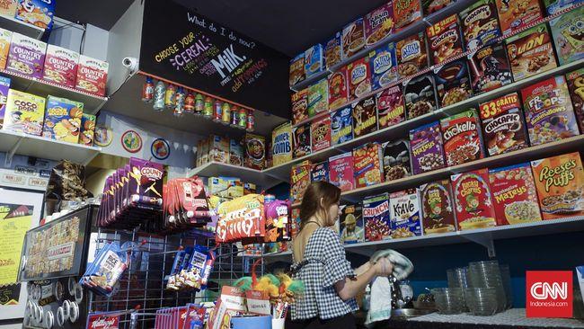 Menyantap Sereal Sepanjang Hari di Cereal Killer Cafe