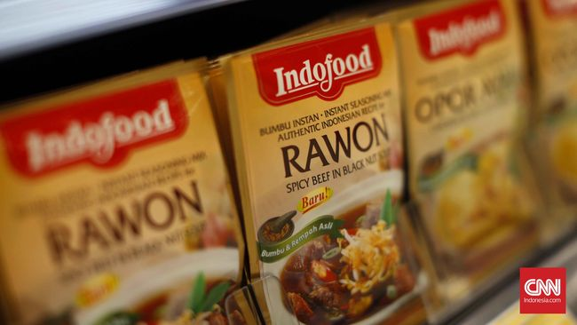 Disumbang Indomie, Indofood Raup Laba Rp3,28 Triliun