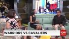 Warriors Kembali Bertemu Cavaliers di Final NBA 2016