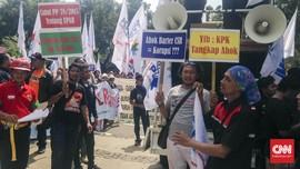 Ahok Tak Dapat Dukungan dari Koalisi Buruh Jakarta di Pilkada