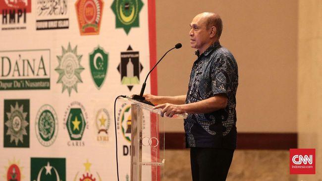 Kivlan Zen Usul Pembubaran LBH Jakarta