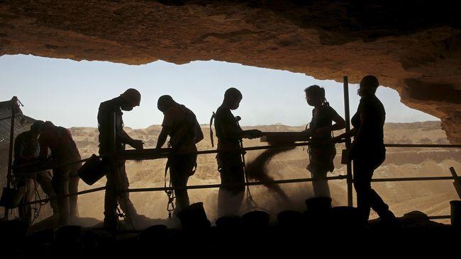 Tim Arkeolog Mesir Temukan Desa Lebih Tua dari Piramida