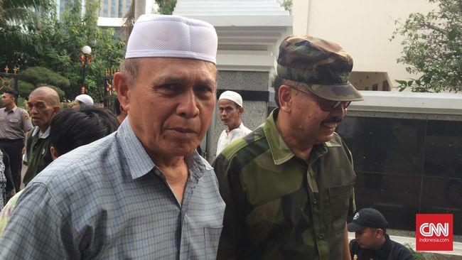 Kivlan Zen Akan Dikonfrontasi dengan Saksi Soal Aliran Dana