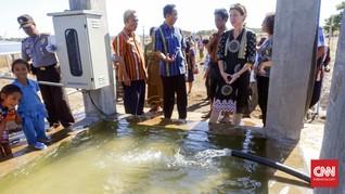 Topografi Sumba Bikin Akses Air Makin Sulit