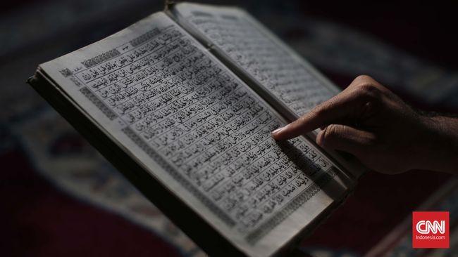 Karya Seni Cantik dari Turki, Al-Quran Sutra Bertinta Emas