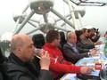 Menikmati Makan Malam di 'Langit' Belgia