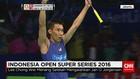 Lee Chong Wei Juara Tunggal Putra Indonesia Open 2016