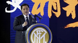 Erick Thohir Diklaim Bakal Lepas Saham Inter ke Moratti