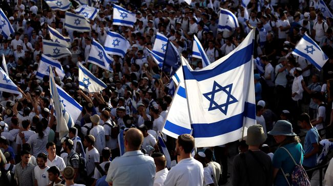 Bendera Israel Dibakar, Jerman Kembali Sorot Anti-Semitisme