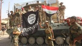Irak Gelar Operasi Terakhir Tumpas ISIS di Gurun dekat Suriah