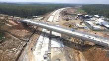 Progres Pembangunan Jalan Tol Pekanbaru-Dumai Capai 90 Persen