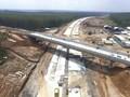 Molor, Tol Palembang-Kayuagung Akan Selesai 17 Agustus