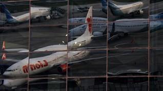 KPPU Putuskan Dugaan Kartel Pesawat Pekan Depan