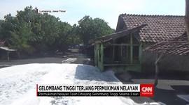 Gelombang Tinggi Hantam Beberapa Wilayah di Indonesia