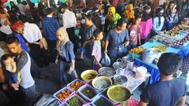 Sambut Bulan Ramadhan, Singkawang Gelar Pasar Juadah