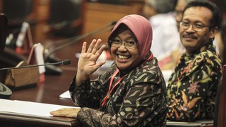 Surabaya Punya Sesar Aktif, Risma Siapkan Antisipasi Gempa