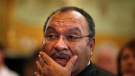 Menghadapi Tekanan, Perdana Menteri Papua Nugini Mundur