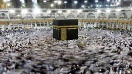 Krisis Kawasan, Jemaah Haji Qatar Tak Kunjung Datangi Saudi