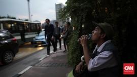 Ahok dan Mimpi Trotoar 10 Meter di Jakarta