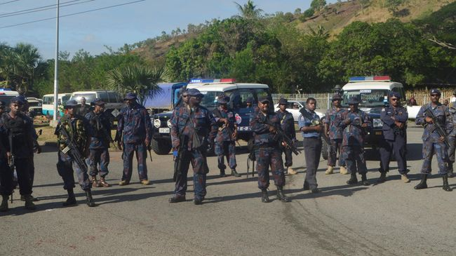 Mengurai Fakta Perang Antarsuku di Papua Nugini